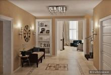 """Дизайн-проект дома 200 кв. м. посетителей """"vdolevke"""""""