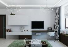 Дизайн-проект дома в п. Агалатово