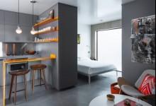 За и против кухни-гостиной в маленькой квартире