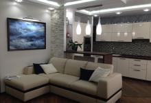 Законченный проект 2-комнатной квартиры