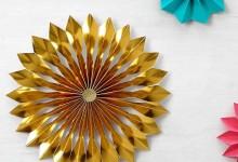 Новый год в желтом цвете