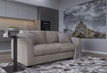 ЖК «Time» - 80m | Минимализм в мужской квартире