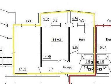 Утепление лоджии/балкона в доме с индивидуальным отоплением .