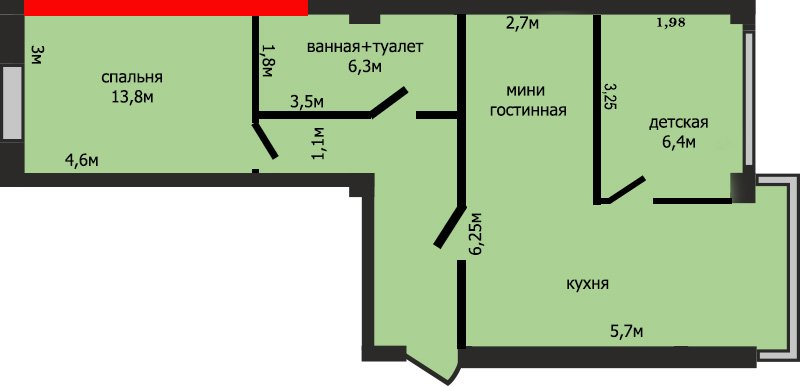 Перепланировка квартиры - Страница 9 - Sevastopolinfo