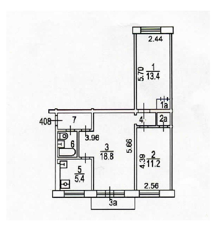 Перепланировка квартир, согласование и узаконивание