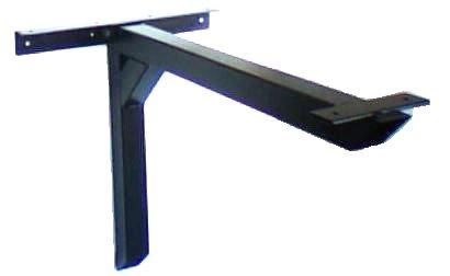 Подскажите как сделать раскладной столик (откидной) на балко.