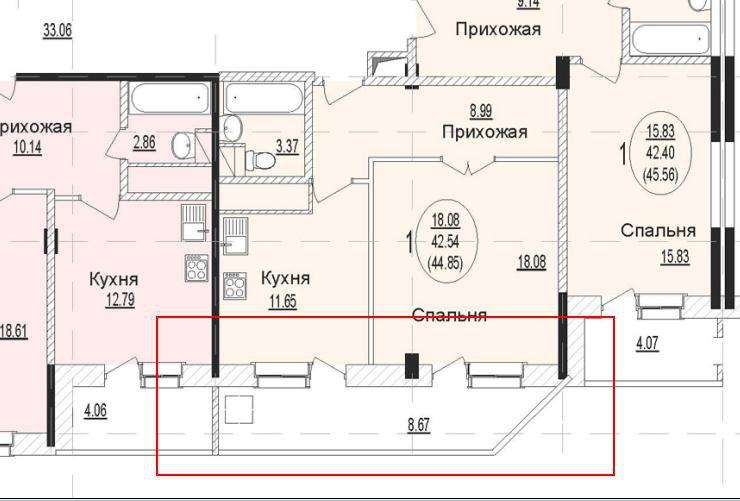 Лоджия или балкон - кто ответит? идеи для ремонта.