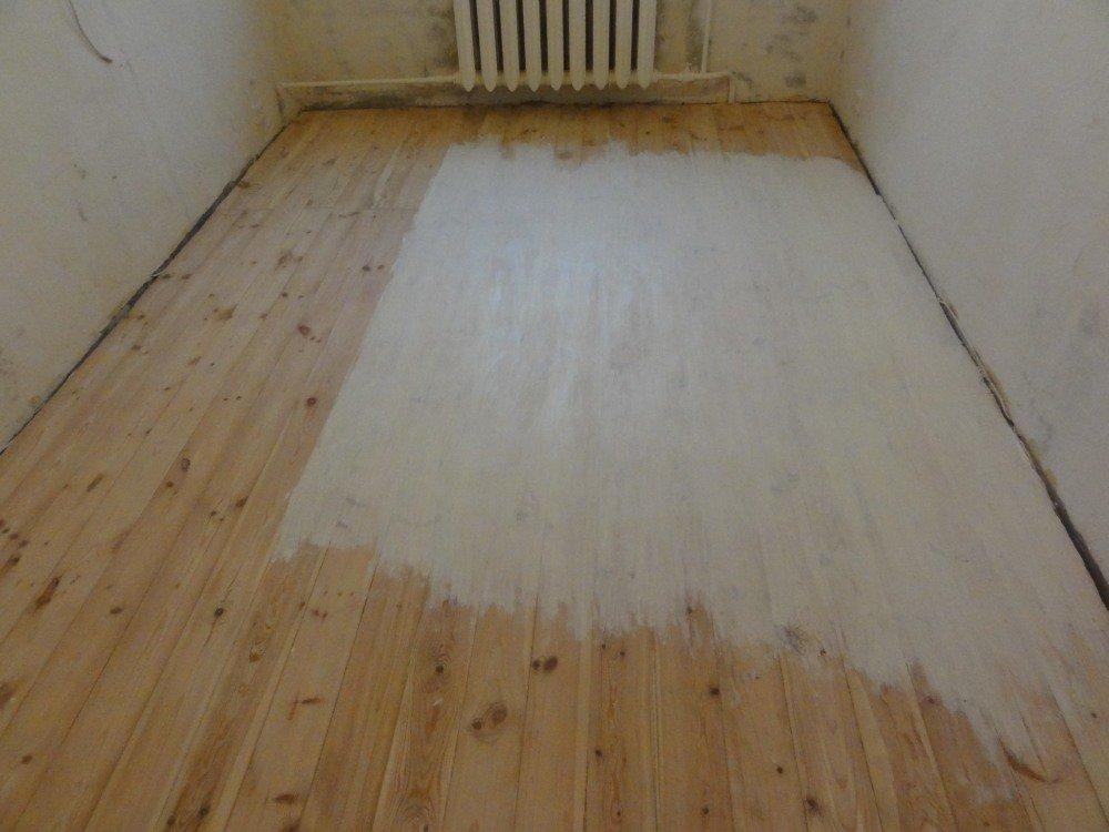 Как сделать белые полы из сосны - Simvol-goroda.ru
