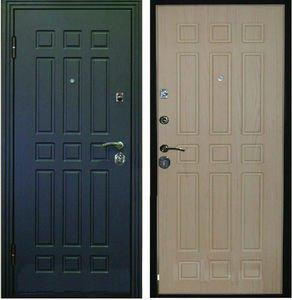 Купить элитные металлические входные двери для
