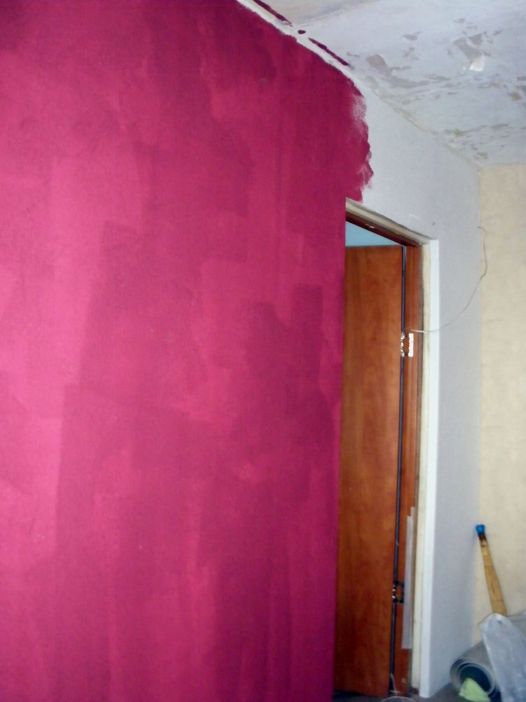 Какая нужна краска для покраски стен битумная мастика праймер киев