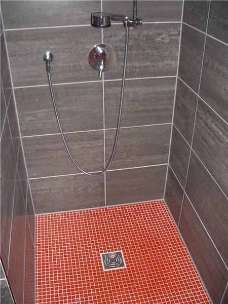Как сделать дома душ с поддоном
