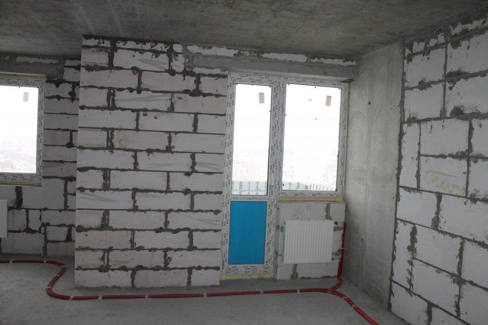Стены для дома из пеноблоков своими руками