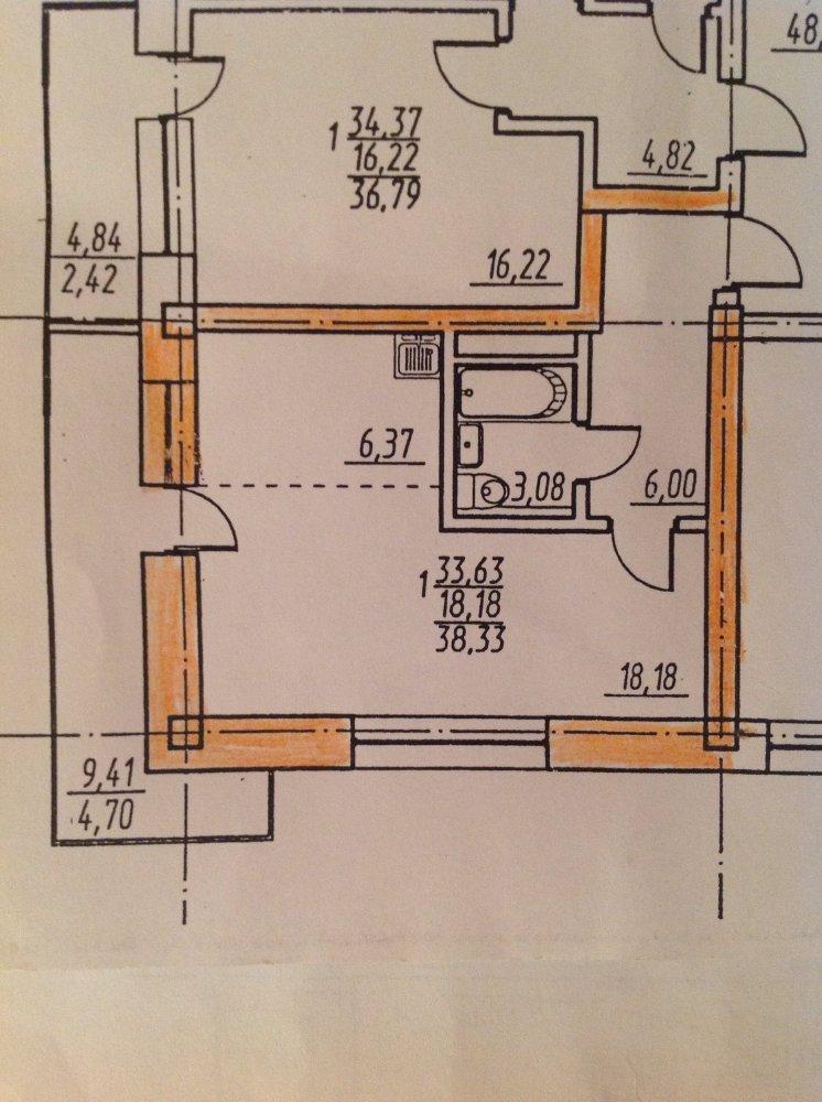 Серия дома II-57 Типовая планировка и варианты