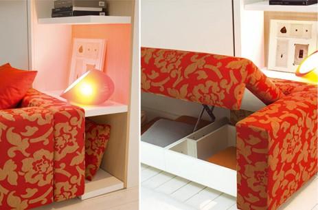 Откидная кровать с диваном в Москве с доставкой