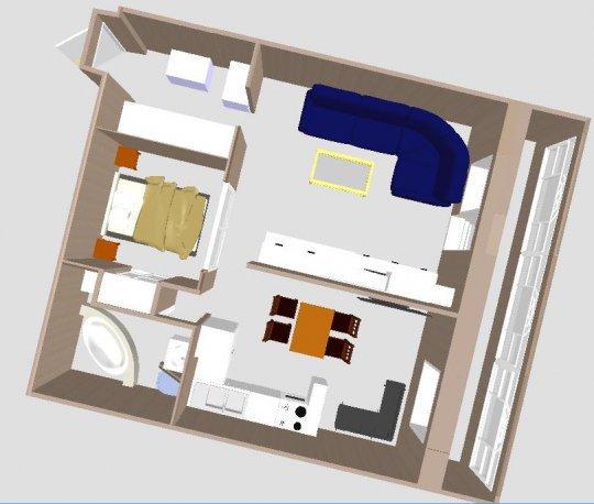 Мебель Картинки Вид Сверху