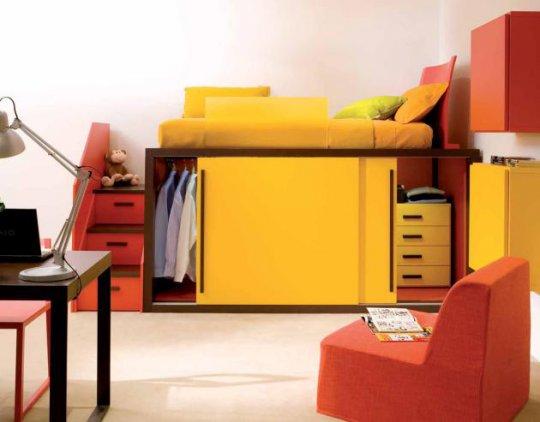 Дизайн детских комнат для двоих разнополых детей