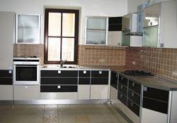 Дизайн и интерьер кухни в стиле минимализм.