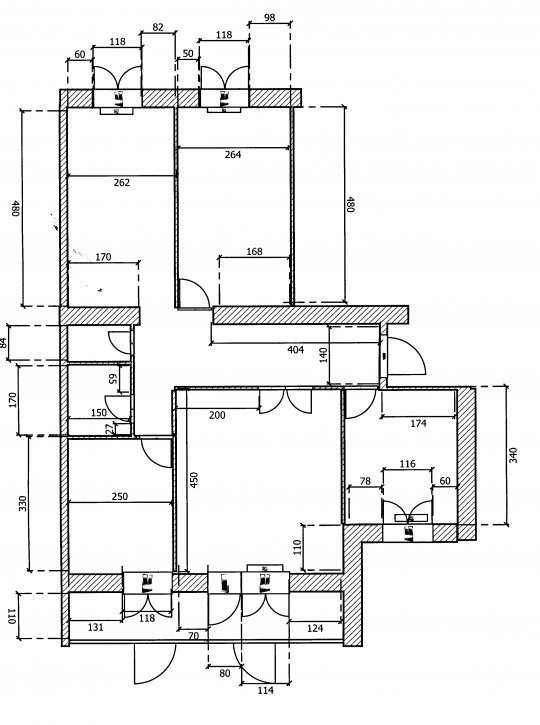 ФАЙЛ нарисован в программе Sweet home.  Скачал - пытаюсь сам... это точная схема квартиры с размерами...