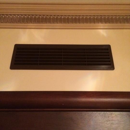 Как сделать вентиляция для гардеробной