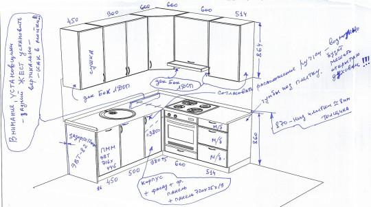 Копэ м парус дизайн кухни