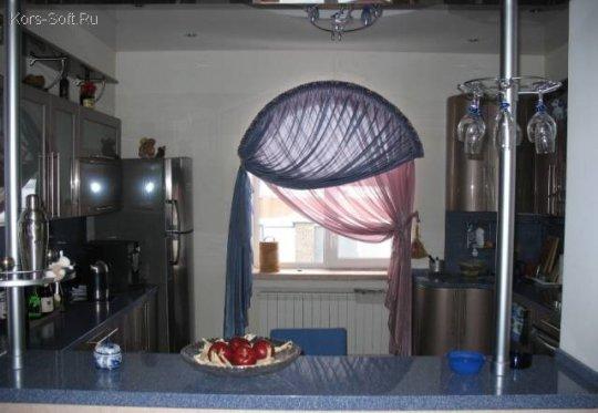 кухни спутник стиль фото.