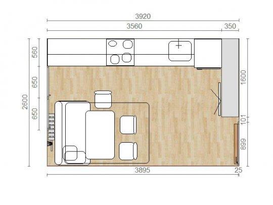 Дизайн ванной 3.5 кв.м