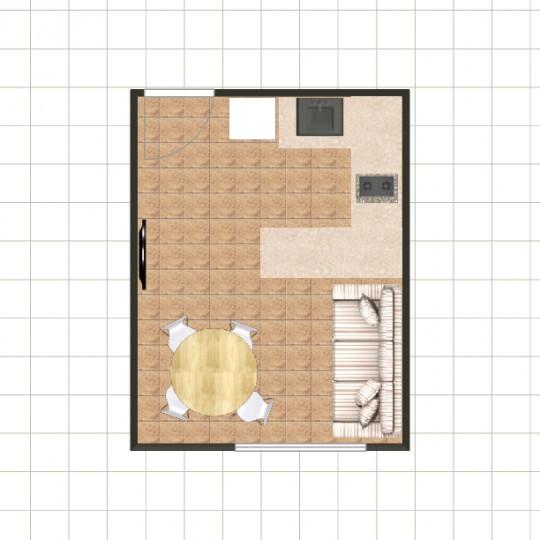 Как сделать в кухне еще и спальное место 170