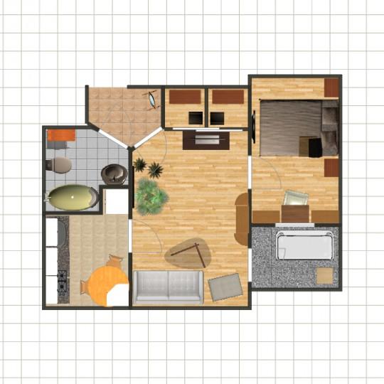 Как сделать в хрущевке 46 кв. удобно и уютно? Идеи для ремонта
