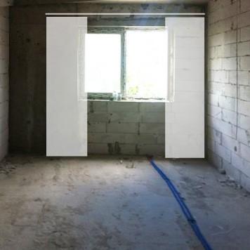 Уютный дизайн двухкомнатной квартиры 50 кв. м