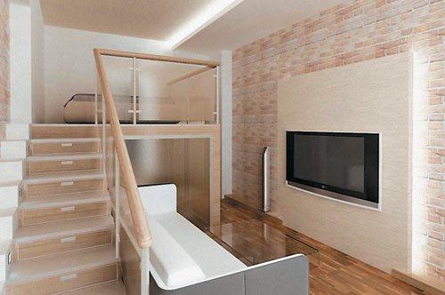2 этаж в комнате своими руками