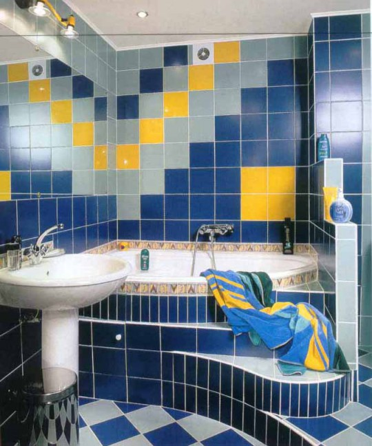 плитка с рыбками для ванной комнаты фото дизайн