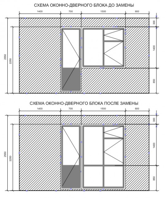 Окно от пола до потолка идеи для ремонта.